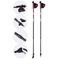 Алюминиевые телескопические палки для скандинавской ходьбы, AQD-B014A