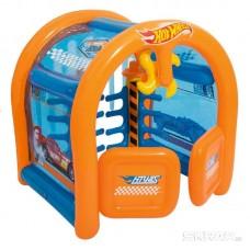 Игровой центр Автомойка с брызгалкой Hot Wheels, 150*130*150см, 93406 Bestway