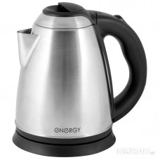 Чайник ENERGY E-291 (1.7л) стальной