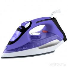 Утюг ENERGY EN-314 фиолетовый (2000Вт, пар, спрей, пар. удар, керм. подошва, самоочистка)