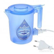 Чайник электрический Капелька, 0,5л., 600Вт, синий