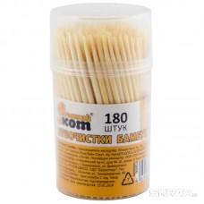 Зубочистки TP-180, бамбуковые, 180 штук