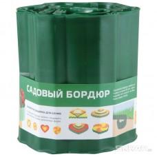 Бордюр для газонов, грядок Park(С) H=20 cm, L=9 m зеленый