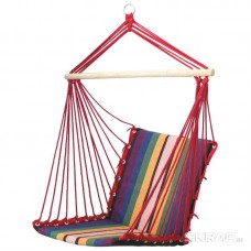 Гамак-кресло Ham-07 с мягким сиденьем, р-р 100х50 см