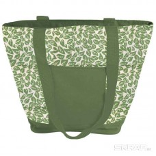 Термосумка Leaves Tote, CB-43, 20л, р-р: 42*17*34 см