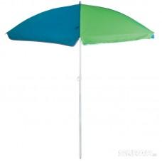 Зонт пляжный BU-66  диаметр145 см, складная штанга 170 см