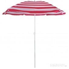Зонт пляжный BU-68 диаметр 175 см, складная штанга 205 см