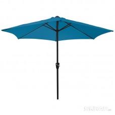 Зонт садовый GU-01 (синий) без крестообразного основания