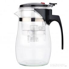 Чайник заварочный с кнопкой серия Gung Fu, литраж - 0,7, тм Mallony
