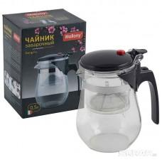 Чайник заварочный с кнопкой серия Gung Fu, литраж - 500 мл, тм Mallony