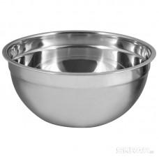 Миска Bowl-Ring-26, объем 4 л, из нерж стали, смешанная полировка, диа 26 см