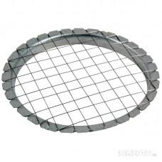 Овощерезка круглая в металлическом корпусе (сеточка)