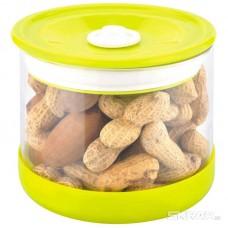 Стеклянная банка для сыпучих продуктов с крышкой, MARINO, объем: 0,5 л, тм Mallony