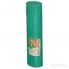Решётка садовая (заборная), ячейка 15*15мм, размер 1*10м