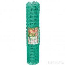 Решётка садовая (заборная), ячейка 50*50, размер 1*5м