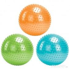 Фитнес мяч массажный FB-02M (75 см в комплекте с насосом)
