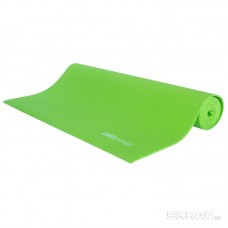 Коврик для йоги из PVC 173x61x0,4 зеленый