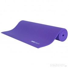 Коврик для йоги из PVC 173x61x0,6 фиолетовый