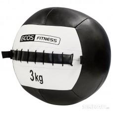 Медбол ПВХ (набивной мяч) 3кг.