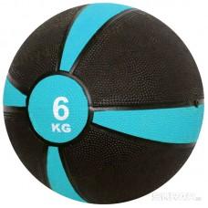 Медбол резиновый (набивной мяч) 6кг.
