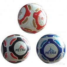 Мяч футбольный PETRA 2013/22ABC (микс цветов в транспортной упаковке - по 8 штук каждого цвета, всего - 3 цвета)