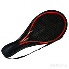 Ракетка для игры в теннис  TR-01  (1 шт в чехле), Материал:  металл, Размеры: 53*22 см