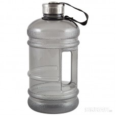Спортивная бутылка-бак ECOS HG-23125, 2,3л, серый