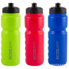 Велосипедная бутылка для воды ECOS HG-2015, 850мл