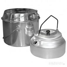 Набор походный (котелок 3л; чайник 1л) Camp-S2