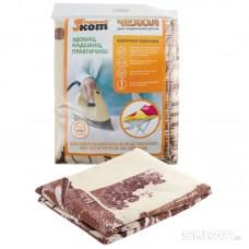 Чехол для глад доски (ткань+войлок), 140x58 см